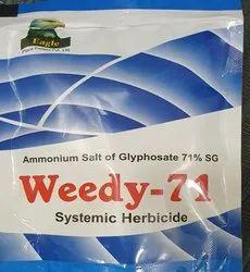 Ammonium Salt Of Glyphosate Herbicide