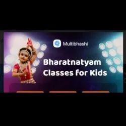 Online Bharatnatyam Classical Dance Training Services
