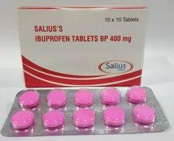 Ibuprofen Tablets Bp 400 Mg