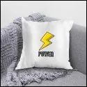 iKraft Cushion Cover (Without Filler) Design - Exclamation - Set of 4