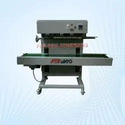 For-Bro Plastic Seal Machine, Voltage: 230 V, Capacity: 2000-3000 pouch per hour