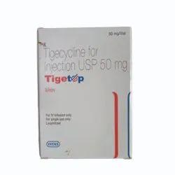 Tigetop 50mg Injection