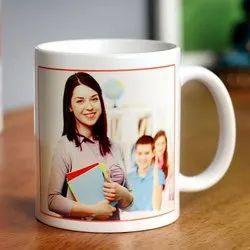 Ceramic Printed Coffee Mug, For Gifting
