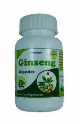 Ginseng Capsule 60 capsules