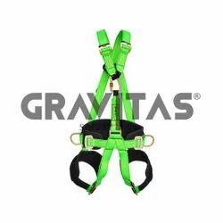 Gravitas Safety Full Body Harness/ Safety Belt (FBH-057)