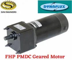 PMDC Geared Motor / FHP PMDC Motors