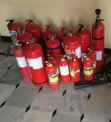 Fire Extinguisher Higher Capacity