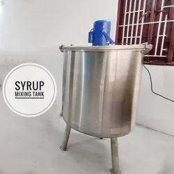 Syrup Mixing Tanks