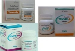 Tenvir 300 Mg Tenofovir