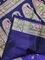 Fancy Banarasi Handloom Saree