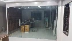 8 MM clear Toughened Glass