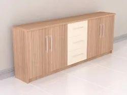 Wooden File Storage Rack