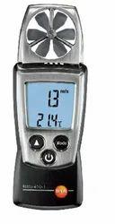 Testo 410 Pocket-Sized Velocity Meter