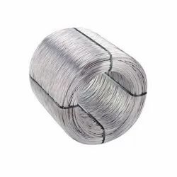 Galvanized Iron 14 Swg Gi Tata Make Binding Wire, For Industrial Use, Quantity Per Pack: >50 kg
