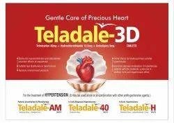 Telmesartan 40 mg Hydrocholorothiazide 12.5 mg