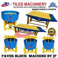 Concrete Floor Tiles Making Machinery