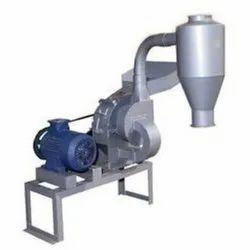 Blower type grinder