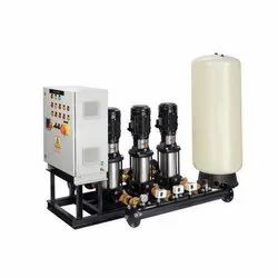 Automatic Vertical Multistage Pump
