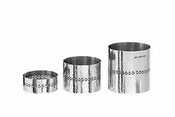 Cylindrical Hammered Riser Set