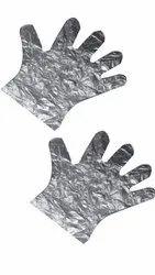 Disposable Plastic Gloves, Powder Free