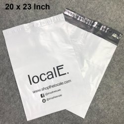 Printed Tamper Proof Courier Bag