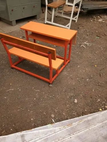 Dual School Benches