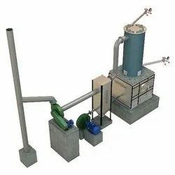 Wood Fired 500 kg/hr Steam Boiler