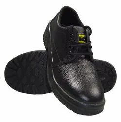 Black Liberty Safety Shoes