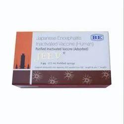 Jeev 6mcg Vaccine, Inactivated Japanese Encephalitis virus protein (6mcg)