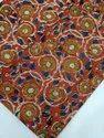 Floral Hand Block Kalamkari Fabric Wholesaler