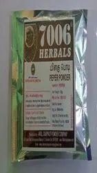 7006 Herbals Pepper Piper Nigrum Powder, 50 Gms, Prescription