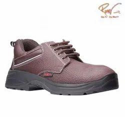 Ramer Single Density Bluno Brown Shoes