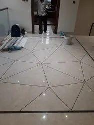 Marble Inlay Flooring Work, in Pan India