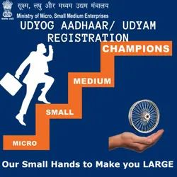 1 Day Offline & Online Udyog Aadhaar Registration Service, in Pan India