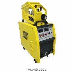 MIG 400i CCCV Robust Inverter For MIG And MMA Welding