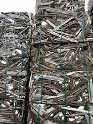 Silver Aluminium Scrap Taint Tabor, For Melting