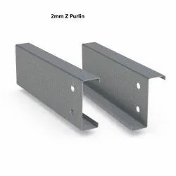 2mm Mild Steel Cold Rolled Z Purlin