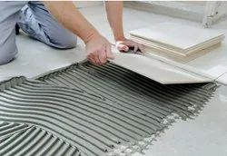 ISI mark certification for Tile Adhesive