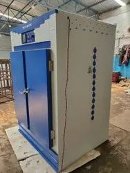 Tray Dryer With Feeder