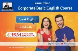 Corporate Basic English Speaking Course