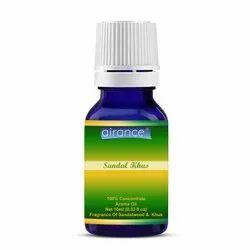 10ml Sandal Khus Aroma Oil