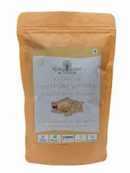 Brown Pure Bajra Dalia, Packaging Size: 500gm, High in Protein