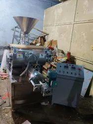 Automatic Macaroni Pasta Making Machine