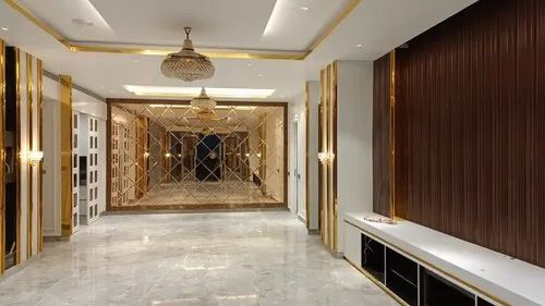 Residential Flat Interior Designing Service