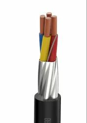 Wire Material: Copper LV Control Cables Polycab, 2.5sqmm X 2c -2xwy-solid, 2 TO 100 CORE