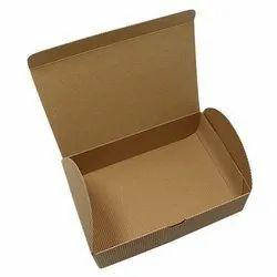 Corrugated Food Box