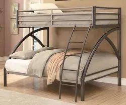 DESIGNER METAL DOUBLE BUNK BED