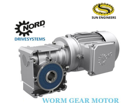 UNIVERSAL SI Worm Geared Motors
