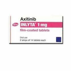 Axitinib 1mg Tablet