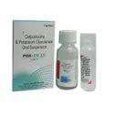 Cefpodoxime 50 Mg & Clavulanate Acid 31.25 Mg Dry Syrup